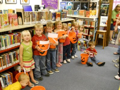 pumpkin story hour