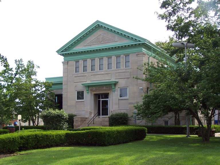 Litchfield Carnegie Public Library